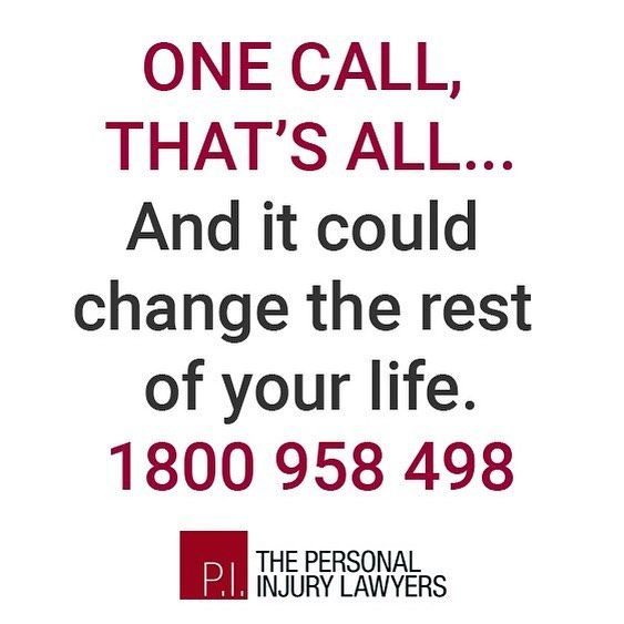One free quick call could change your life for the better. Talk to us if you've been injured. 1800 958 498  #injury #help #lawyers #legal #personalinjury #personalinjurylawyers #goldcoast #brisbane #australia #compensation #illnesses #complications #workinjury #accident #backinjuries #motoraccident #roadaccidents #rehabilitation #rehab #neckinjury #witnesses #queensland #workinjury
