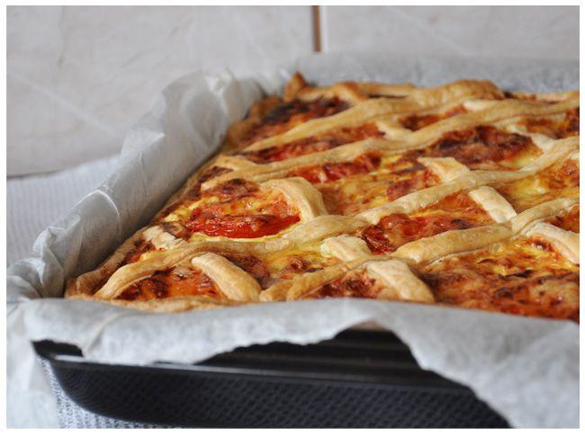Vištienos, žiedinių kopūstų ir pievagrybių pyragas (1)