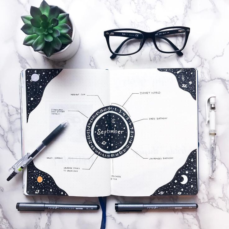 """1,612 Likes, 44 Comments - Alex ♀️ (@misfit.plans) on Instagram: """"Trying this circular calendar this month. Not sure how sold I am on it yet (took wayyy too long to…"""""""