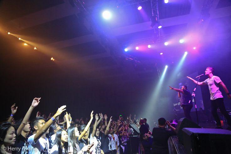 Hillsong Concert   Asia tours 2015 Jakarta