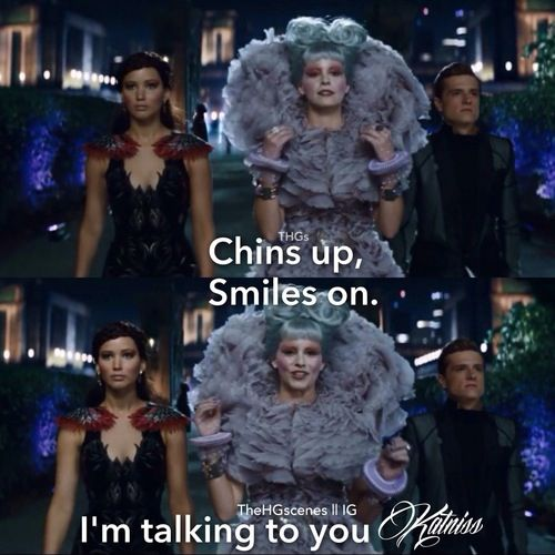 Lol haha funny pics / pictures / Katniss / Effie / Peeta / Hunger Games Humor / Catching Fire