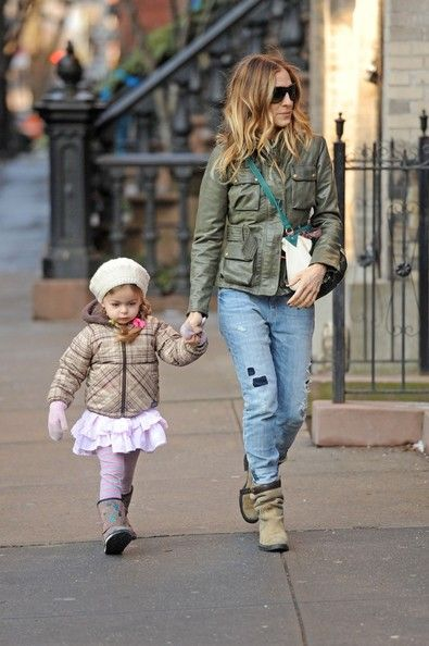 Sarah Jessica Parker Photo - Sarah Jessica Parker Out With the Kids