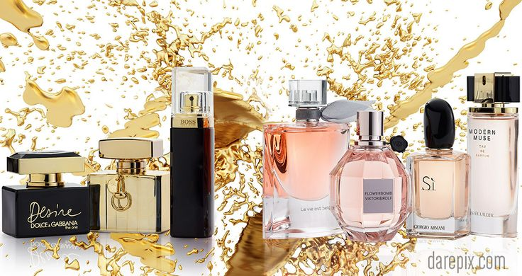 Fragrances shot for Shine Stuttafords - Photography by Malcolm Dare