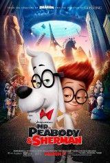 Las aventuras de Peabody y Sherman - ED/DVD-791.42/MIN