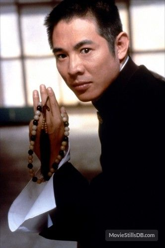 Lethal Weapon 4 - Promo shot of Jet Li