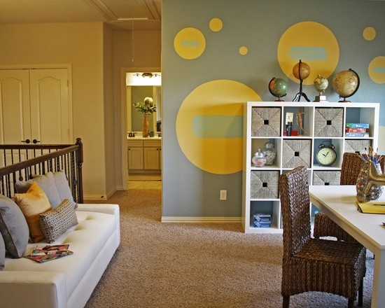 Best Paint Color For Craft Room