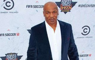 I Was Sexually Abused As A Child - Mike Tyson Reveals