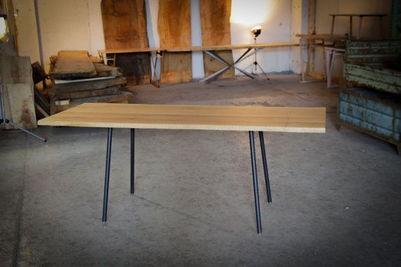 EXTENDABLE DINING TABLE White Oak Dining by HardmanDesignBuild