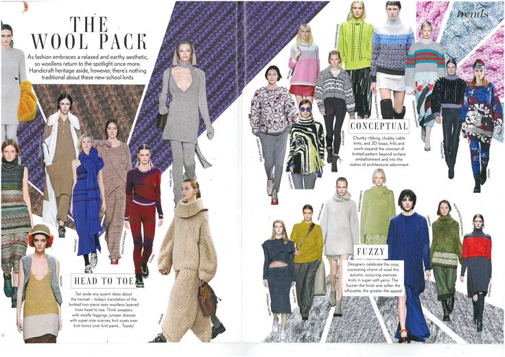 Vogue Trend The Wool Pack