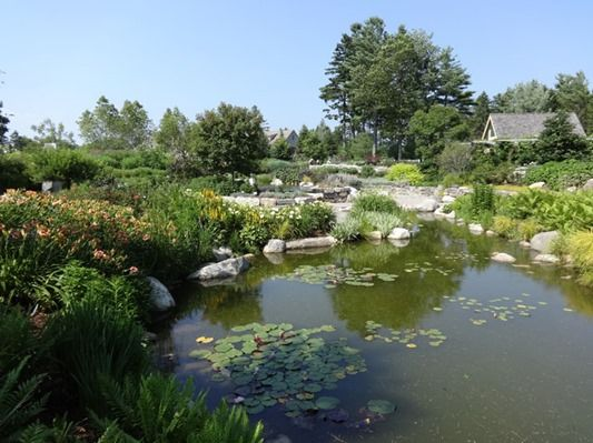 Boothbay Botanical Gardens, Maine