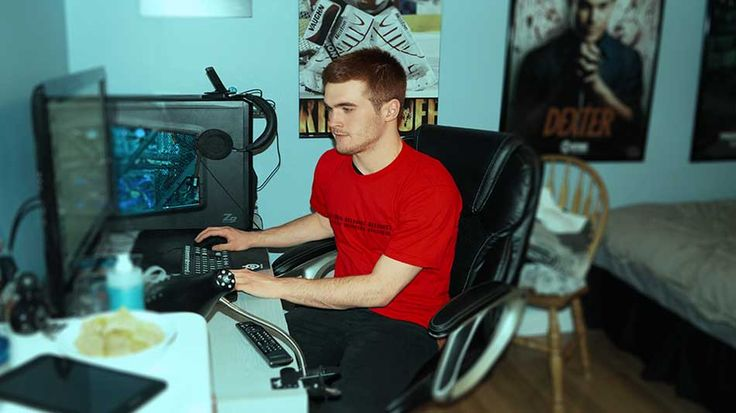 Binary Code T-Shirt: hacker