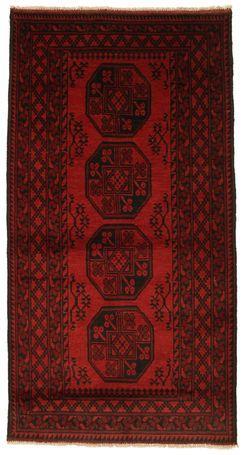 Afghan-matto 102x192