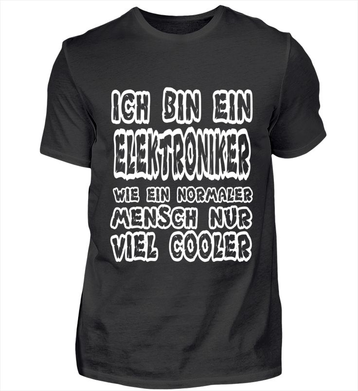 Cooler Elektroniker