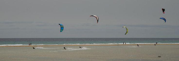 Deporte, aventura y pasión en #Fuerteventura