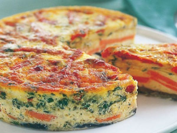 Фриттата — вкусный итальянский завтрак — vkusno.co
