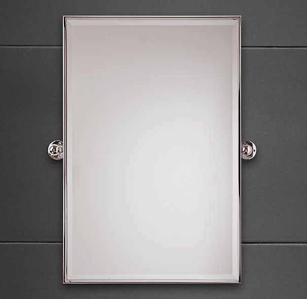 Awesome Chromeplated Steel Is The Material Of Choice Doublesided Chrome Bathroom Mirror For A Shaving Mirror With A  Stylish Fogless Shaving Mirror Restoration Hardware Offers A Range Of Beautifully Designed Shaving Mirrors, Like
