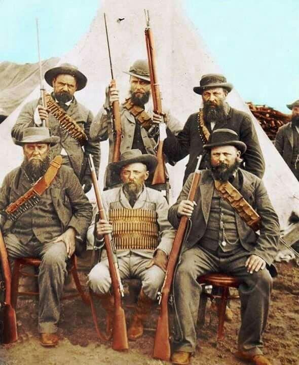 Boer commando 1899-1902