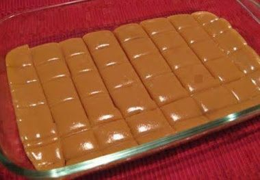 Cooking world: Six Minute Caramels