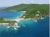 Mermaid's Chair, the sandbar that divides the Caribbean from the Atlantic, West End, St. Thomas