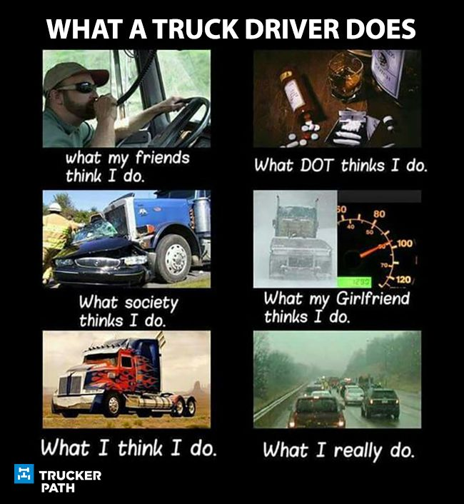 dating a truck driver quotes and jokes