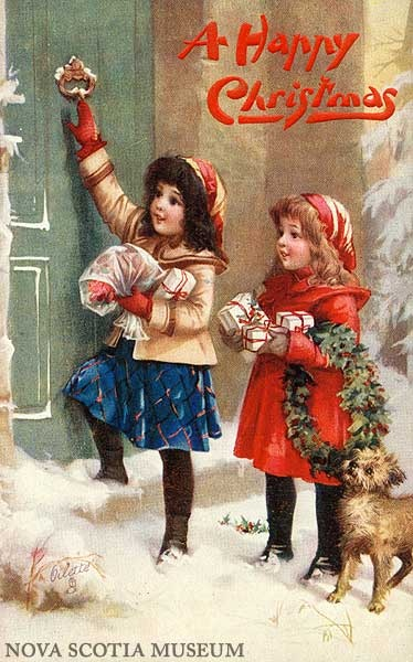 pictures of canada CHILDREN CHRISTMAS POSTCARDS - Bing Images