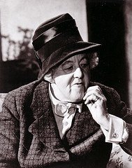 Margaret Rutherford as Miss Marple. Nobody does it better.