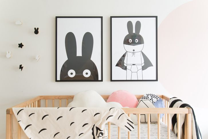 Scandinavian Inspired Kids' Space - Petit & Small