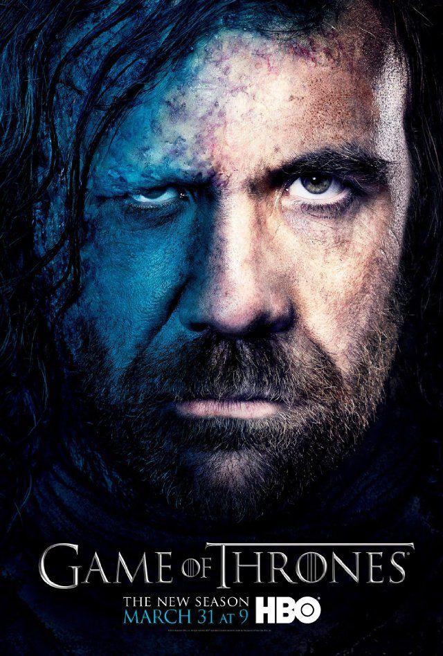 "Rory McCann as sandor ""The Hound"" Clegane"