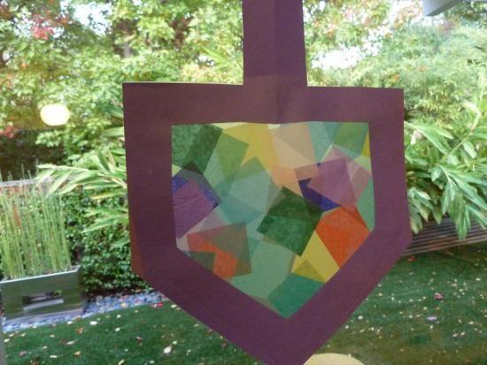 Hanukkah Suncatcher   Kids Crafts & Activities for Children   Kiwi Crate