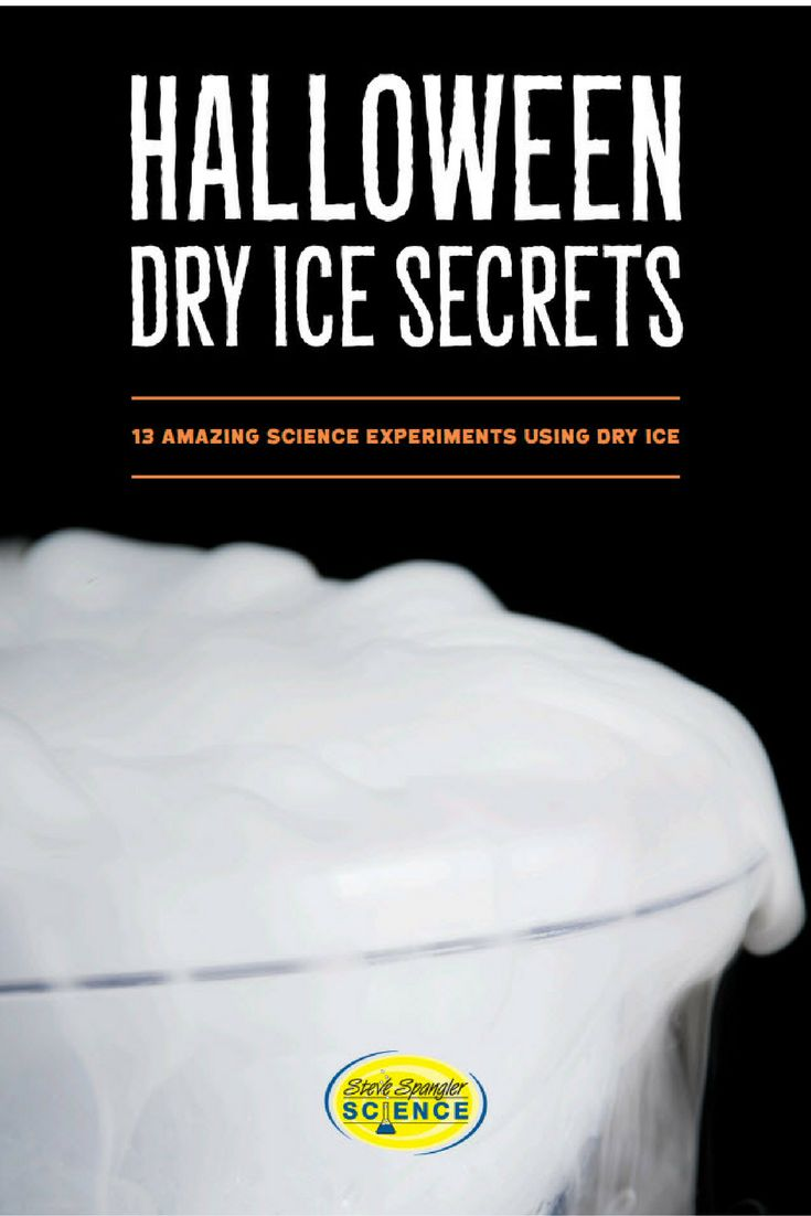 306 best kitchen science images on pinterest science activities try these awesome dry ice experiments and prepare to be amazed halloween is the perfect robcynllc Gallery