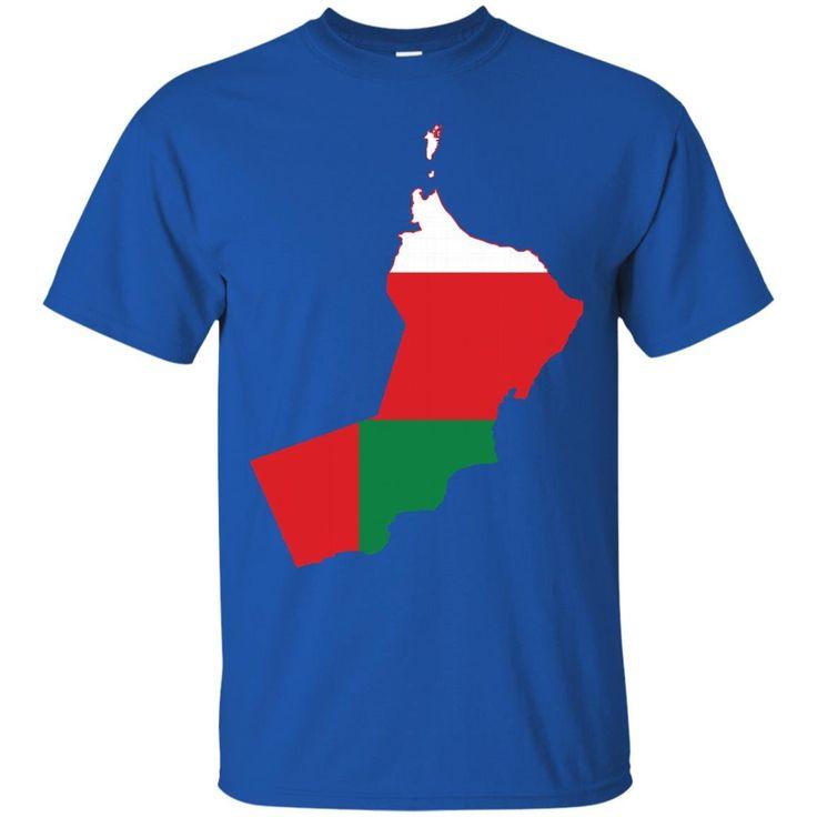 Oman flag -01