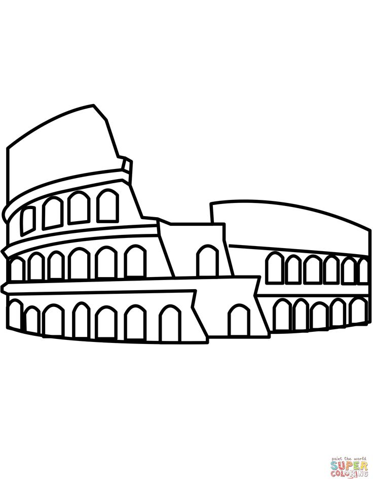 italian kids coloring pages - photo#37