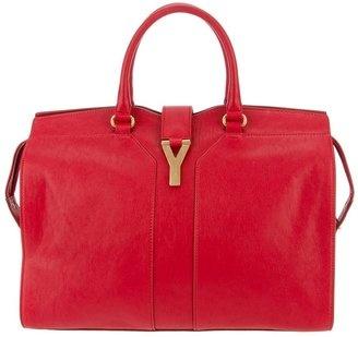 POPSUGAR Shopping: farfetch.comSaint Laurent \u0026#39;Cabas Chyc\u0026#39; tote ...