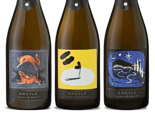 Argyle Winery, Pacific Northwest College of Art Collaborate On The 'Art Of Sparkling'