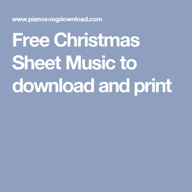 1000+ Ideas About Christmas Duets On Pinterest