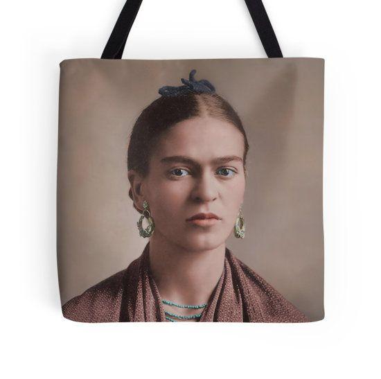 Sac Fourre-tout - Et Frida Par Audrey Hepburn Vida Vida oaieuh