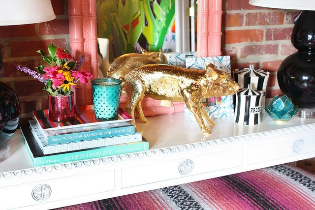 Chinoiserie Chic: Styling the Chinoiserie Console 2