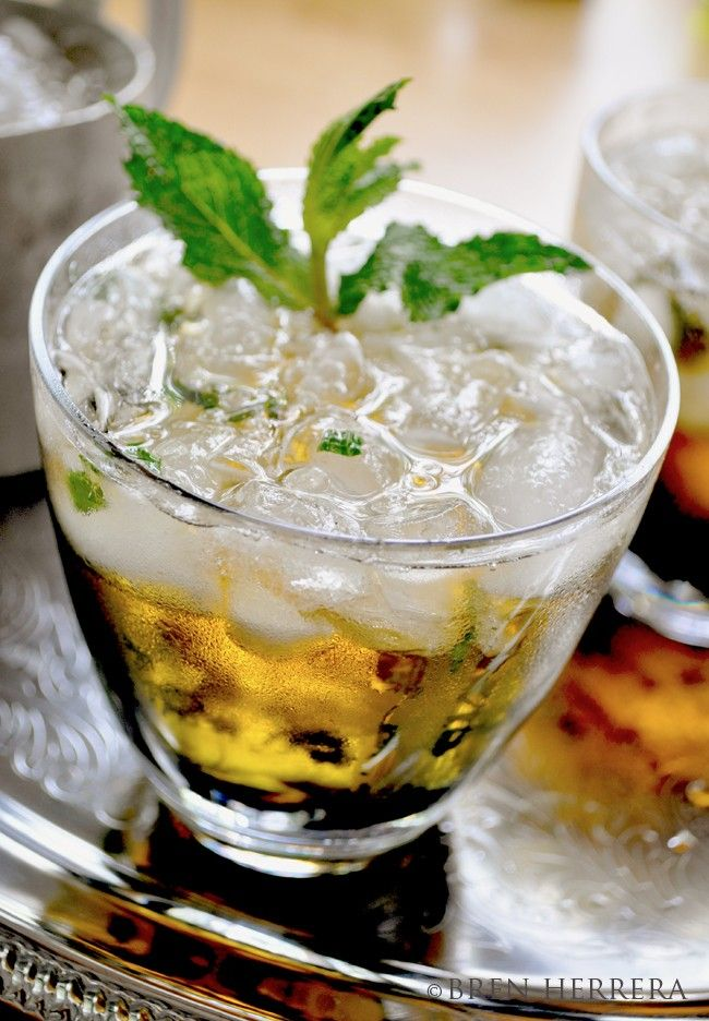 Kentucky Mint Julep!