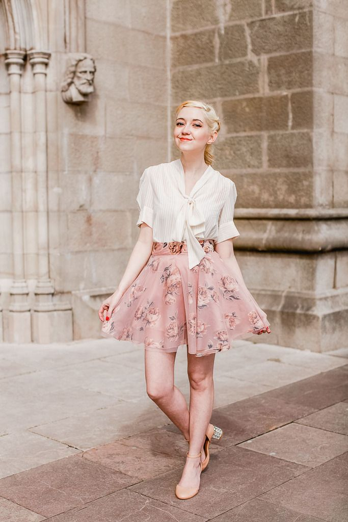 Outfit: Spring Blush (A Clothes Horse)