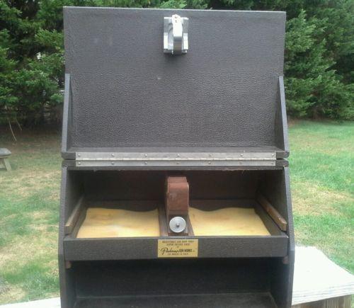 vintage pachmayr pistol range box 2