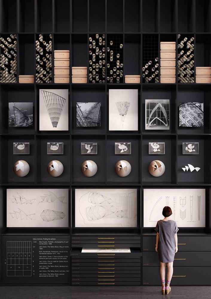 Gallery of TRIAS Proposes Museum to House Jørn Utzon Archive in Sydney - 1