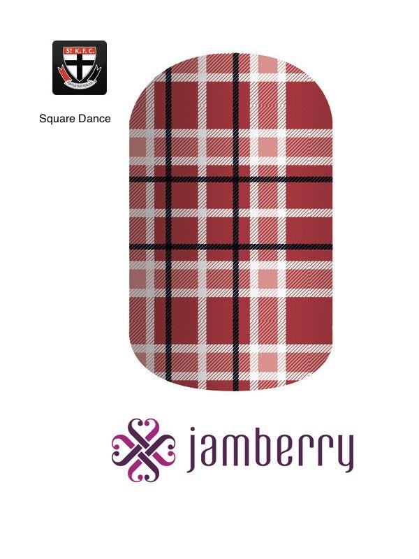 Jamberry St. Kilda Inspiration - Square Dance