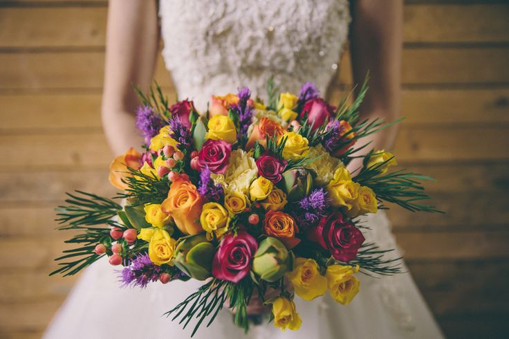 The Little Flower Company #bridal #flowers