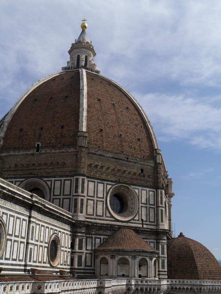 La Cupola del Brunelleschi a Firenze