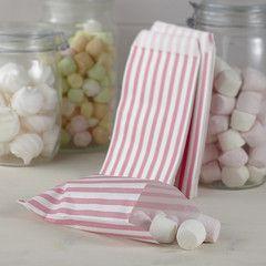 Slikposer med lyserøde striber 35kr