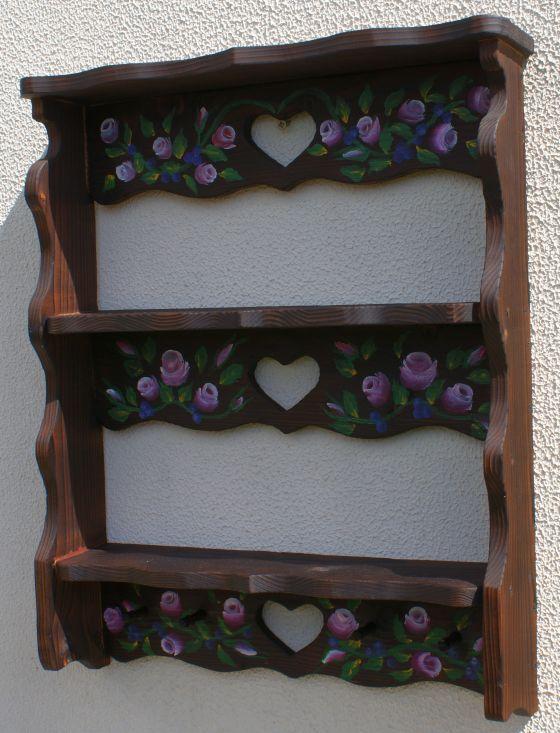 Blidar, cuier rustic, artizanal romanesc
