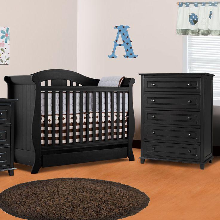 Storkcraft Vittoria Convertible Crib