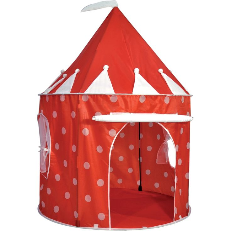 Encourage your 6 year olds kids to imaginative play with our Polka Dot Pop Up Play Tent  sc 1 st  Pinterest & 49 best Outdoor Toys images on Pinterest | Outdoor toys Childhood ...
