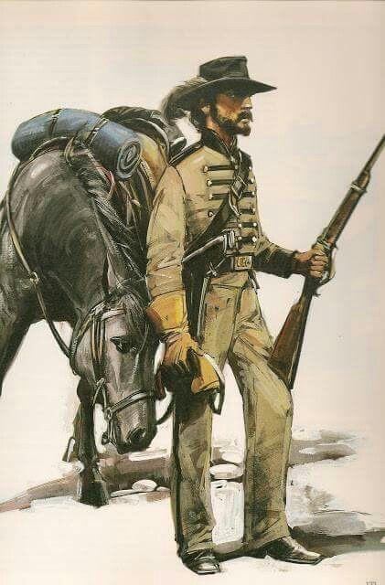 Virginia cavalry