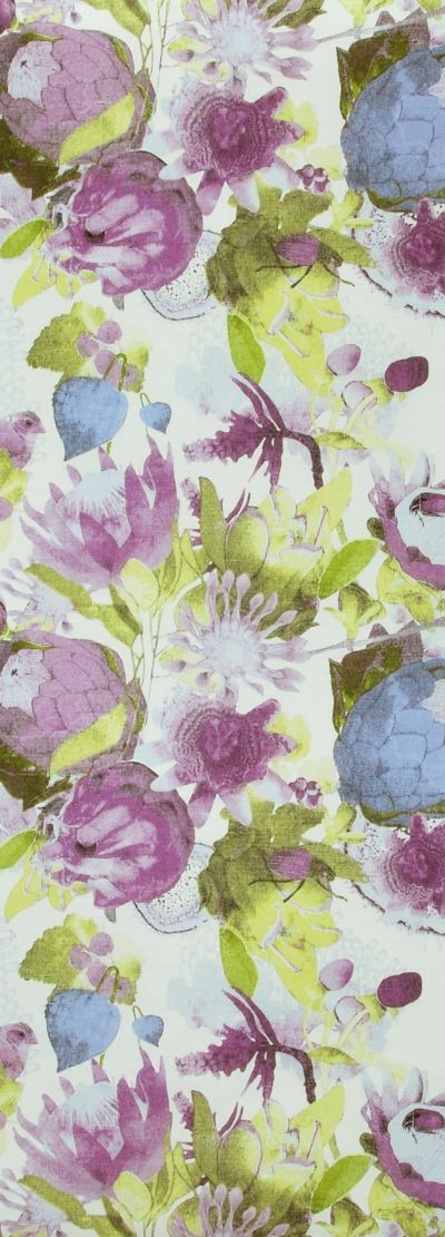 Mairo Anemone Table Runner. Designed by Tess Jacobson.